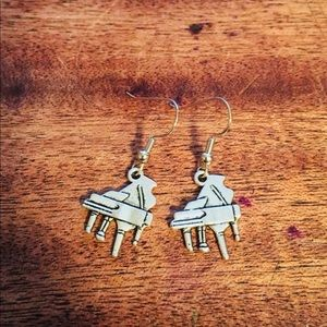 🎼🎹Piano Earrings🎹🎼